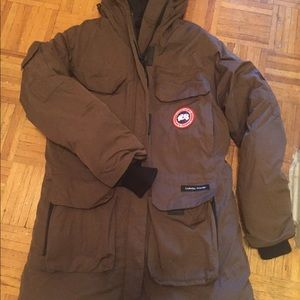 Canada Goose Expedition Jacket Size XL